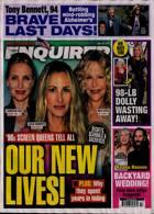 National Enquirer Magazine Issue 19/04/2021