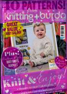Simply Knitting Magazine Issue NO 208