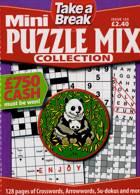 Tab Mini Puzzle Mix Coll Magazine Issue NO 125