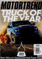 Motor Trend Magazine Issue FEB 21
