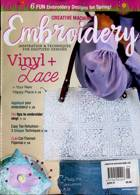 Creative Machine Embroidery Magazine Issue 01
