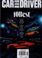 Car & Driver (Usa)  Magazine Issue JAN 21