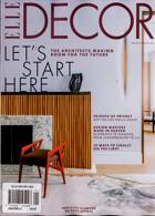 Elle Decoration Usa Magazine Issue JAN-FEB