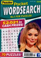 Puzzler Pocket Wordsearch Magazine Issue 47
