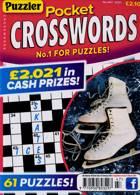 Puzzler Pocket Crosswords Magazine Issue 47
