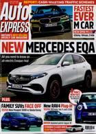 Auto Express Magazine Issue 27/01/2021