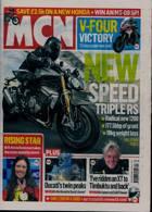 Motorcycle News Magazine Issue 27/01/2021