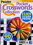 Puzzler Q Pock Crosswords Magazine Issue NO 219