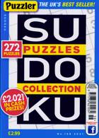 Puzzler Sudoku Puzzle Collection Magazine Issue NO 158