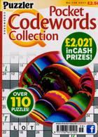 Puzzler Q Pock Codewords C Magazine Issue 58
