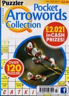 Puzzler Q Pock Arrowords C Magazine Issue NO 147