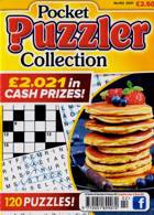 Puzzler Pocket Puzzler Coll Magazine Issue NO 102