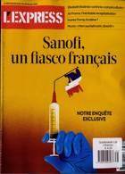 L Express Magazine Issue NO 3631