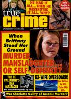 True Crime Magazine Issue FEB 21