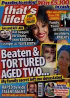 Thats Life Magazine Issue NO 5