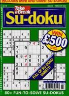 Take A Break Sudoku Magazine Issue NO 2