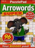 Puzzlelife Arroword Super Magazine Issue NO 35