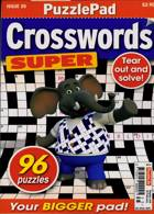 Puzzlelife Crossword Super Magazine Issue NO 35
