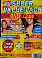 Take A Break Super Value Pack Magazine Issue 16
