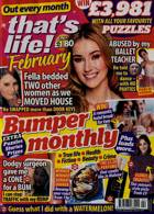 Thats Life Monthly Magazine Issue FEB 21