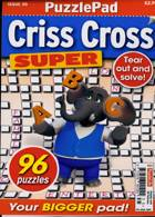 Puzzlelife Criss Cross Super Magazine Issue NO 35
