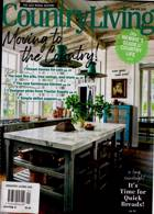 Country Living Usa Magazine Issue JAN-FEB