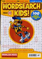 Wordsearch Kids Magazine Issue NO 50