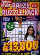 Tab Prize Puzzle Pack Magazine Issue NO 22