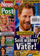 Neue Post Magazine Issue 01
