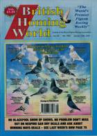 British Homing World Magazine Issue NO 7562