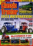 Classic Tractor Magazine Issue MAR 21