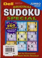 Original Sudoku Magazine Issue JUMBO