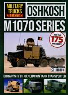Military Trucks Magazine Issue OSHKOSH TR