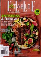 Elle A Table Magazine Issue NO 134