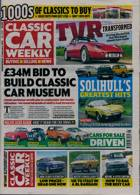 Classic Car Weekly Magazine Issue 03/02/2021