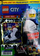Lego City Magazine Issue NO 37