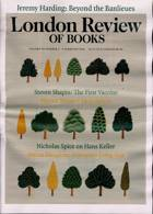 London Review Of Books Magazine Issue VOL43/3