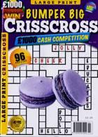 Bumper Big Criss Cross Magazine Issue NO 141