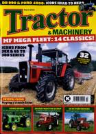 Tractor And Machinery Magazine Issue MAR 21