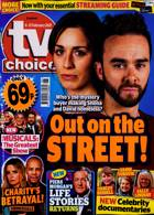 Tv Choice England Magazine Issue NO 6