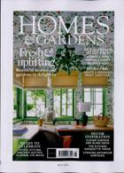 Homes And Gardens Magazine Issue MAY 21