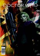Doctor Who Comic Magazine Issue NO 4
