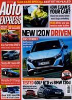 Auto Express Magazine Issue 31/03/2021