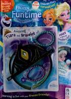 Frozen Funtime Magazine Issue NO 19