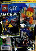 Lego City Magazine Issue NO 36