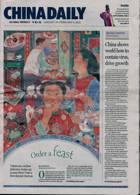 China Daily Europ Edit Magazine Issue 29/01/2021