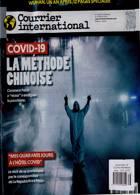 Courrier International Magazine Issue NO 1578