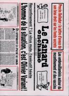 Le Canard Enchaine Magazine Issue 29
