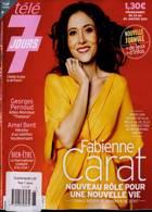 Tele 7 Jours Magazine Issue 65