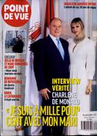 Point De Vue Magazine Issue NO 3779